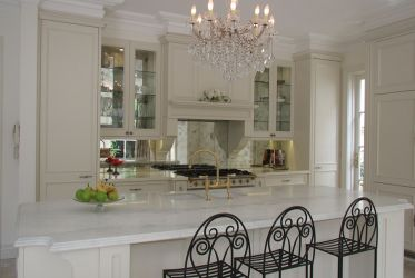 Luxe French Provincial Kitchen